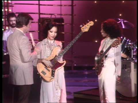 Dick Clark Interviews A Taste Of Honey - American Bandstand 1981