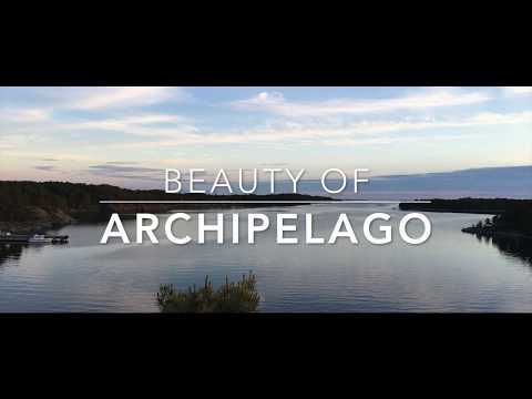 Beauty of  Finnish Archipelago