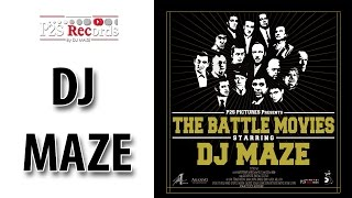 Dj Maze - The Battle Movies (Album Preview)