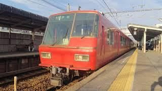 【名鉄名古屋本線】5300系5304F  普通 伊奈行  藤川駅発車
