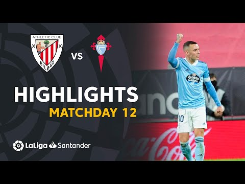 Ath. Bilbao Celta Vigo Goals And Highlights