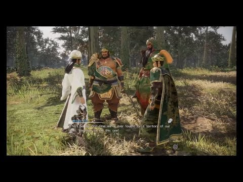 DW9 - Zhang Fei: Shu taking land in Jing and Yi, and Chengdu (cutscenes) - LP 03