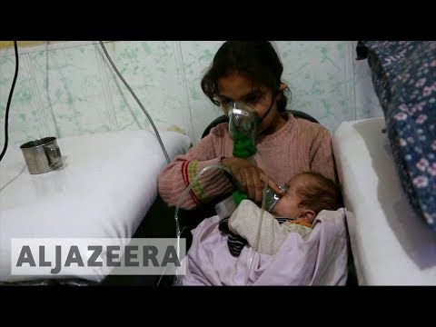 🇸🇾 Syria: US talks tough on use of chemical weapons