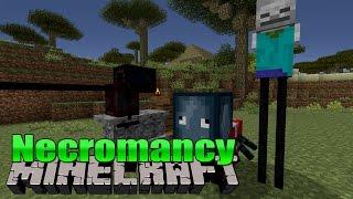 Necromancy - Minecraft Mod