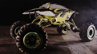 Giant 1/5th Maxstone RC Crawler in Stunning 4k UHD
