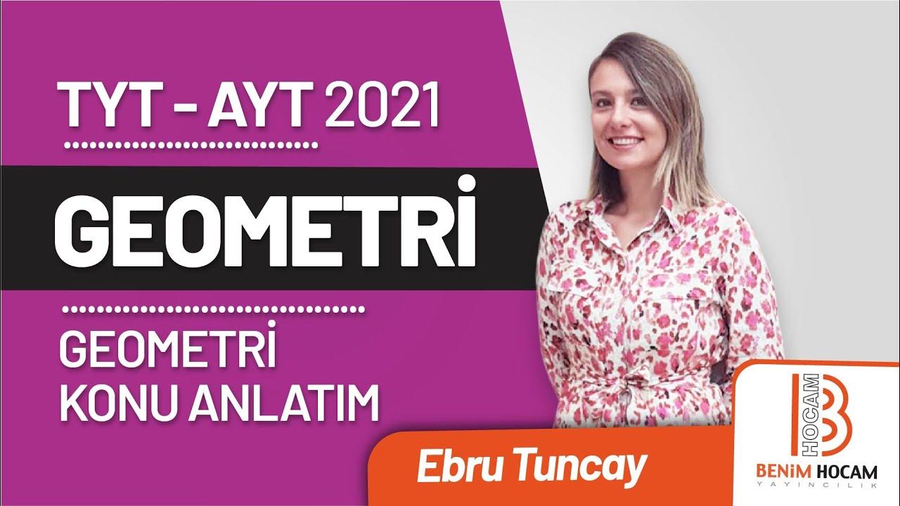 TYT Geometride +3 Net Nasıl Yapılır? - Ebru TUNCAY