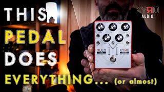Kyro Audio DULO 830 (Guitar Amplifier) - Music & Demo by A. Barrero