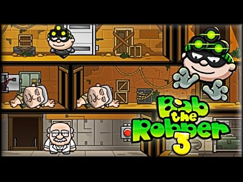 bob the robber 3 game free online play