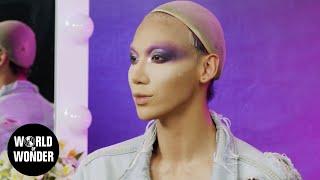 World of Wonder & Plastique Tiara / Disney's Maleficent: Mistress of Evil Inspired Makeover Tutorial