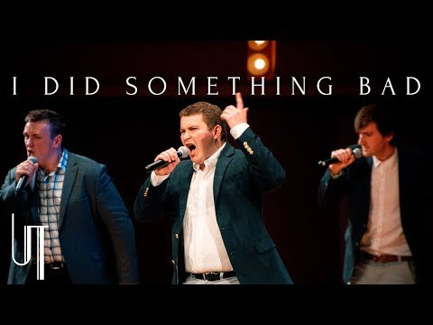 I Did Something Bad (Taylor Swift) | Notre...