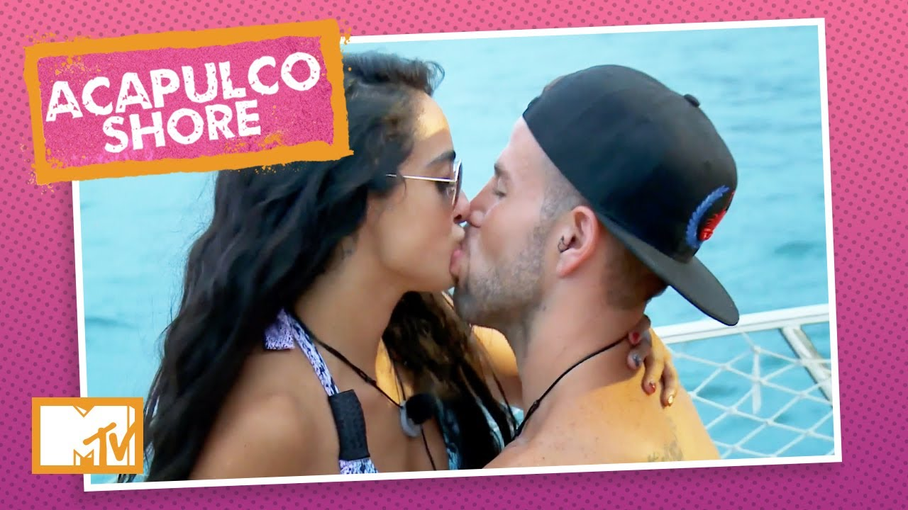 Mane e Tadeo se pegam no Iate Do Amor | MTV Acapulco Shore T1