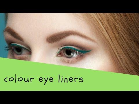Top 10 Best Coloured Eyeliners in India (Drugstore eyeliners)