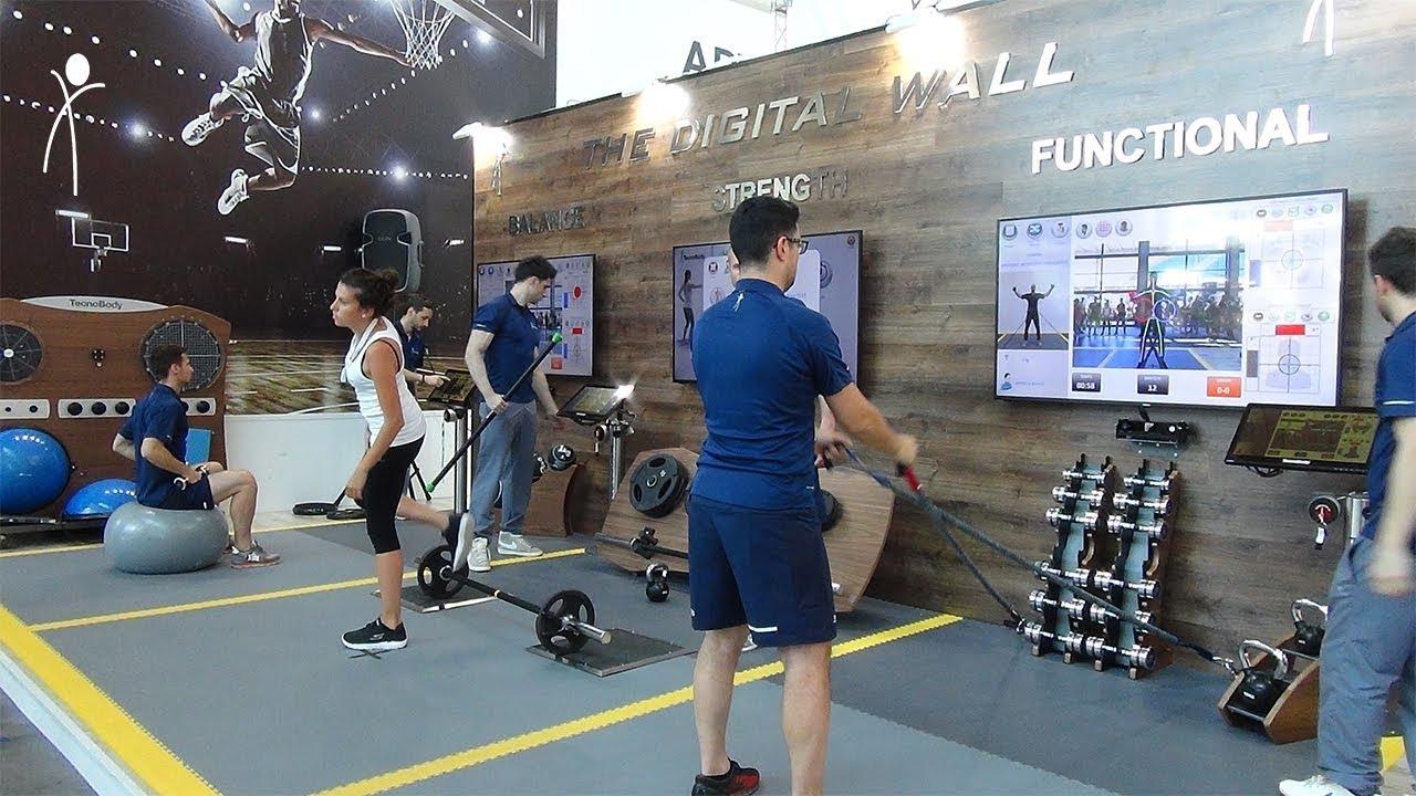 The Digital Wall Rimini Wellness Youtube