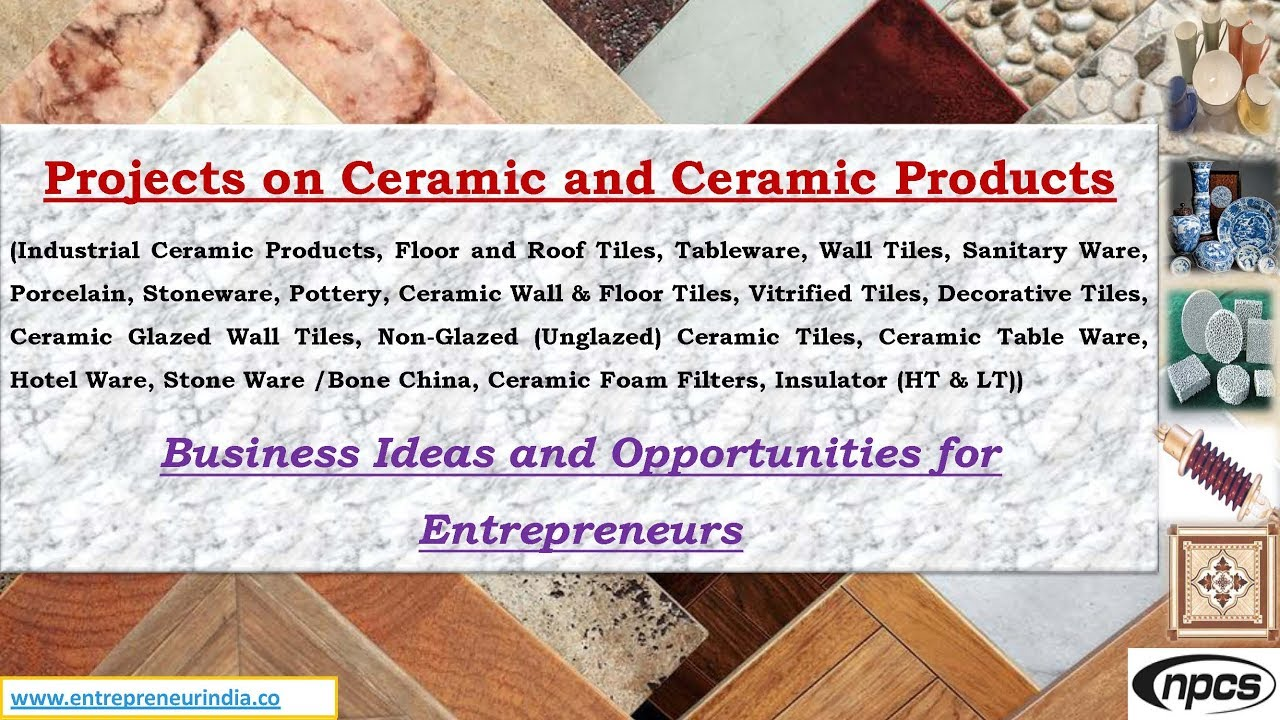 Projects on ceramic and ceramic products youtube projects on ceramic and ceramic products dailygadgetfo Images
