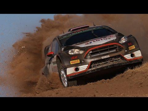 WRC Rally Italia Sardegna 2015 - Shakedown - Pure Sound [HD]