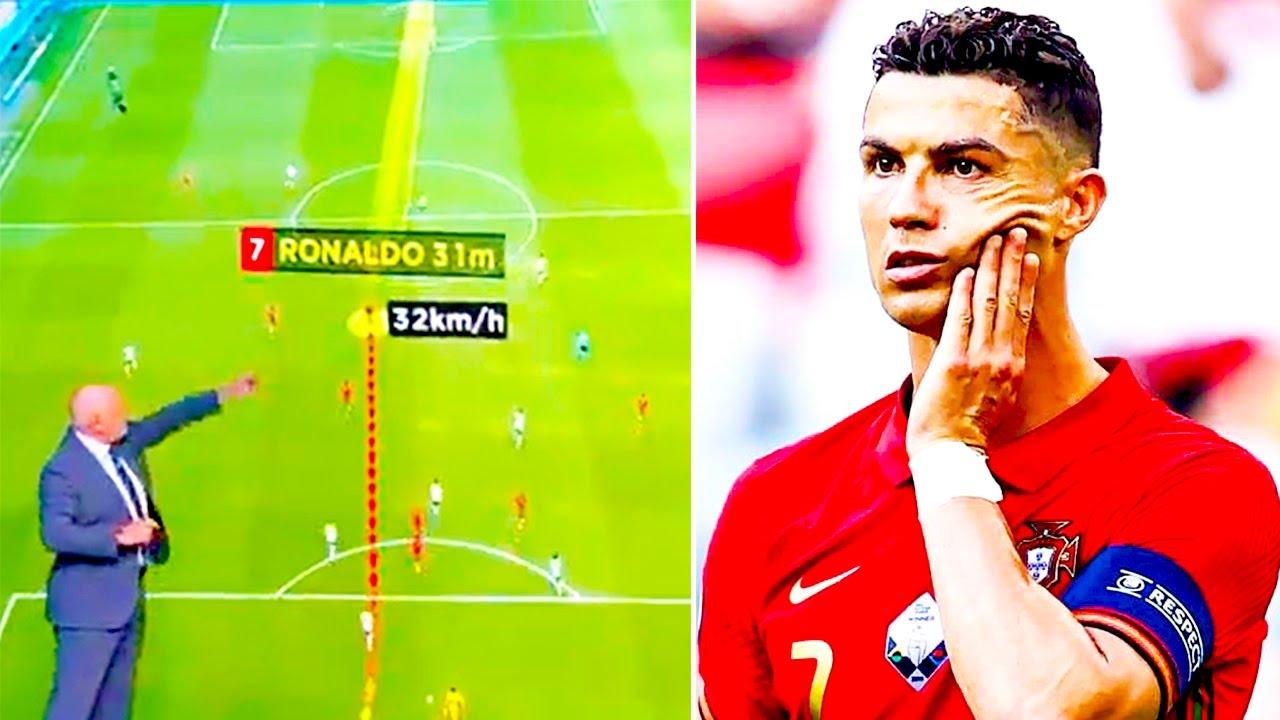RONALDO SHOCKED the FOOTBALL WORLD with his PHENOMENAL RUN! GERMANY PORTUGAL | UEFA EURO 2020
