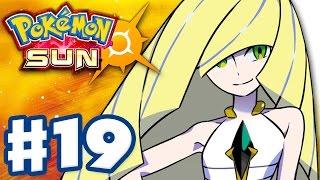 Pokemon Sun and Moon - Gameplay Walkthrough Part 19 - Aether Paradise! (Nintendo 3DS)