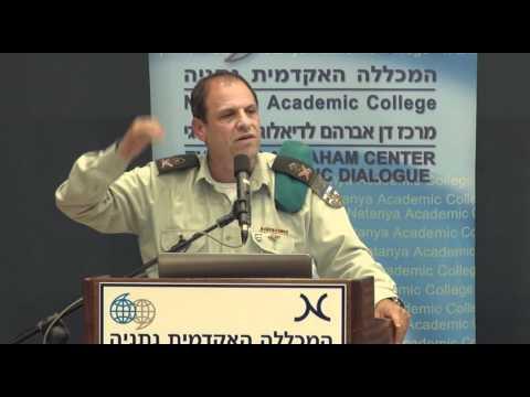 Maj. Gen. Eitan Dangot