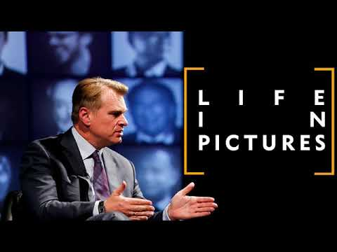 Christopher Nolan  A Life In Pictures  BAFTAS