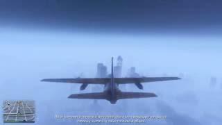 """GTA 5 Online (ПК) - Ежедневное задание: """"Взять урок в лётной школе"""""""