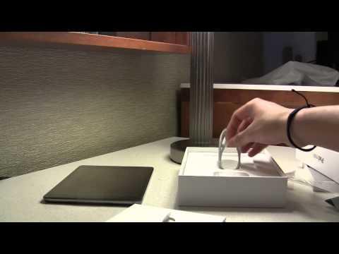 Unboxing del iPad Mini RETINA [2] -- el mejor
