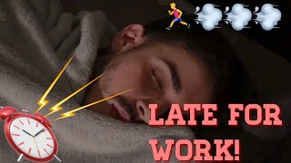 When You're Late for Work | DAMEnt