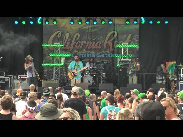"Sun-Dried Vibed @ California Roots: The Carolina Sessions - ""Irie Vibes"""