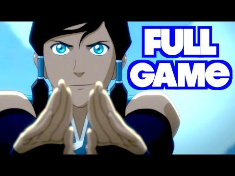 The Legend of Korra - FULL GAME Complete Walkthrough (PS4 Gameplay)