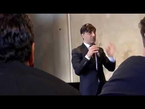 Dr. Gustinicchi Festival per l'economia 2016 Vibo