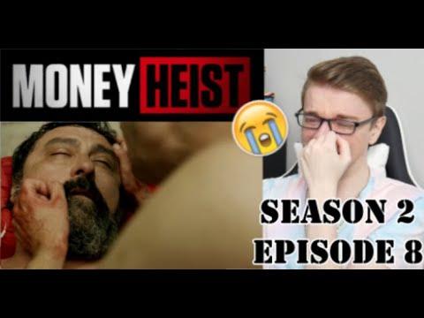 Download Money Heist Season 2 Episode 8 - REACTION!!
