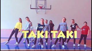 TAKI TAKI  - Kids Dance Cover