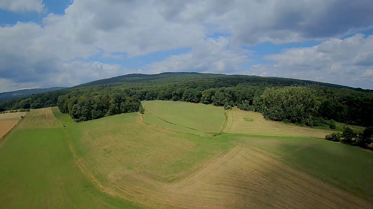 Relaxing #Drone #FPV Flight Bad Homburg фото