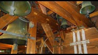 Freiburg (D) Die fünf großen Glocken des Münsters Unserer Lieben Frau