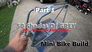 Фото Fifty Shades Of Grey Mini Bike Pit Bike Pocket Bike Part 3