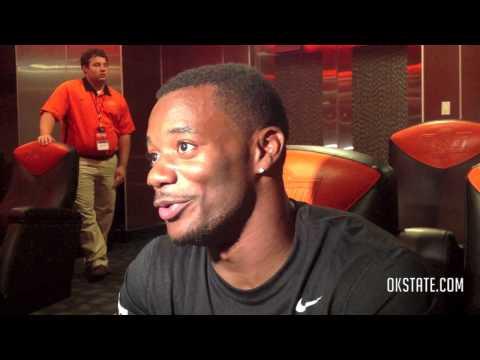 Jeremy Smith Interview - Oklahoma State vs. Savannah State