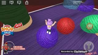 Roblox: Crazy Granny Escape (Quel games)