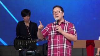 因為軟弱所以勇敢 - 小馬倪子鈞   2017-10-22 祝福主日第二堂