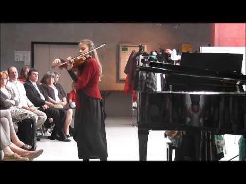 Lara Boschkor (12)  -  Pablo de Sarasate Carmen Fantasy
