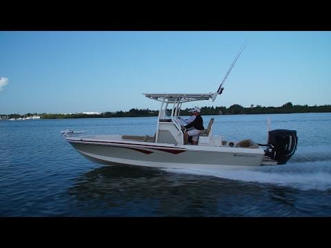 Ranger 2350 Bay Ranger Review by Florida Sportsman