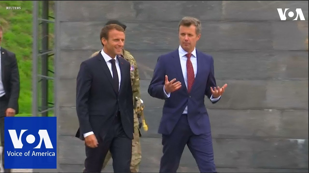 State Visit of President Emmanuel Macron to Denmark