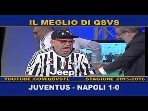 Incontro Di Calcio Napoli Juve