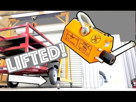 Heavy Duty Lifting Magnet