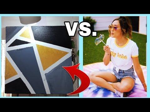 I Tried Following a LaurDIY Youtube Tutorial... Sucess Or Fail?