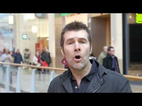 Rhod Gilbert Stand Up to Shyness 2018