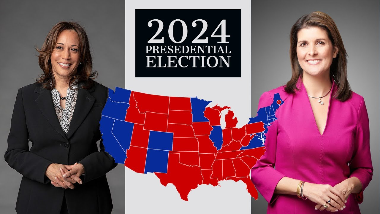 2024 Election Prediction: My First (very early) Look