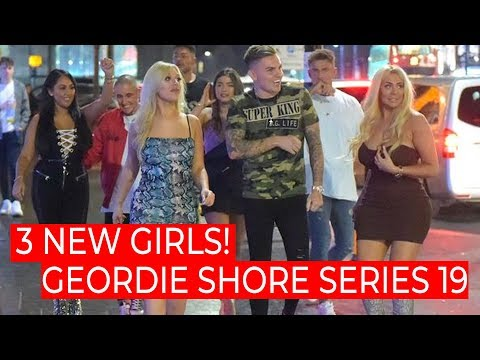 Natalie Phillips, Tahlia Chung, Bethan Kershaw Join The Geordie Shore Family!