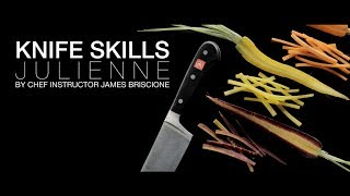 Knife Skills: How to Slice, Dice and Julienne
