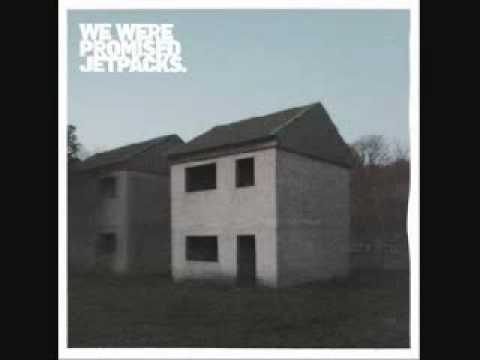Клип We Were Promised Jetpacks - Short Bursts