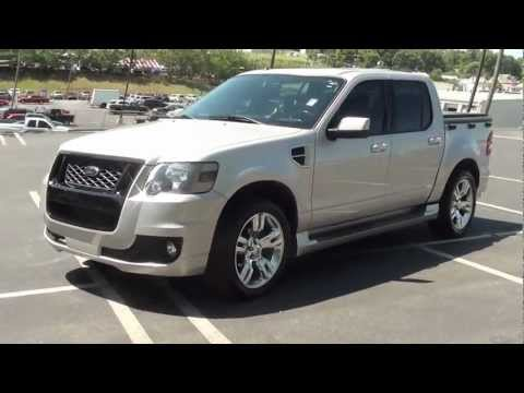 FOR SALE 2008 EXPLORER SPORT TRAC ADRENALIN LIMITED 1 OWNER STK# 20982A www.lcford.com