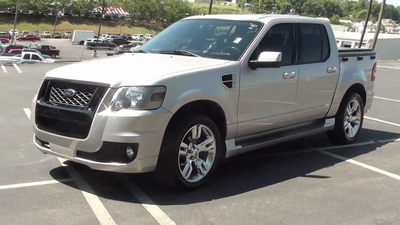 For sale 2008 explorer sport trac adrenalin limited 1 owner stk 20982a www lcford com youtube